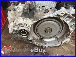 07-12 Audi TT 8j 3.2 Petrol QUATTRO Automatic 6 SPEED DSG WWO Gearbox
