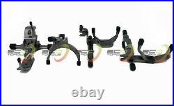 0AM DQ200 DSG 7 Speed Gearbox Upgraded Selector Fork Set for Audi Seat Skoda VW
