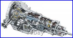 0B5 DL501 7 Speed S-Tronic Automatic Gearbox Repair Audi A4 A5 Q5