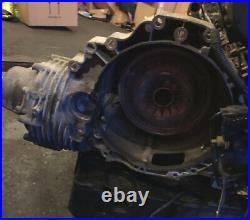 13 Audi A5 2.0 Tdi Technik Coupe Sportback Cvt Multitronic Gearbox Nym Breaking