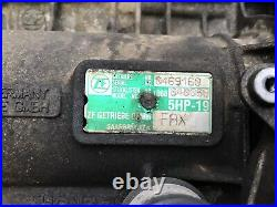 2002 Audi A6 C5 2.7T Quattro Automatic Gearbox FAX 5HP-19