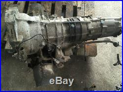 2003 Audi A6 C5 + allroad bi-turbo 2.7 Auto automatic gearbox Transmission EYK