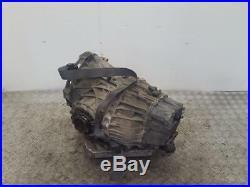 2004 Audi A4 1.8 Petrol 1 Speed Automatic GZM Gearbox B6