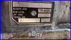 2006 Vw Touareg 7l 3.0 Tdi Diesel Auto Automatic Gearbox Hx 09d300038d