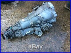 2008 Audi A6 C6 2.7 TDI Le mans Quattro Automatic Gearbox unit (HNN)