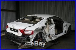2009 AUDI A5 8T3 2.0 TDi SPORT QUATTRO CCWA KXS 6 SPEED AUTOMATIC GEARBOX