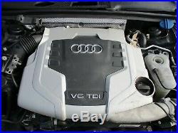 2009 Audi A5 Quattro 3.0tdi Gearbox Diesel 6 Speed Automatic Lmk M3344