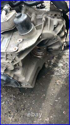2011-2014 Volkswagen Audi Skoda Seat 2.0 Tdi Cff Nlp Code Dsg Auto Gearbox 70k