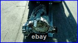 2012 Audi A5 2011 To 2017 3.0 Petrol CGWC/CREC 7 Speed Automatic NHS Gearbox