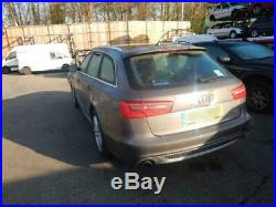 2012 Audi A6 2011 To 2014 3.0 Petrol CGWB 7 Speed Automatic Gearbox