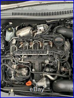 2012 Seat Leon Mk2 Vw Golf Audi A3 1.6 Tdi Diesel 7 Speed Dsg Auto Gearbox Ntt