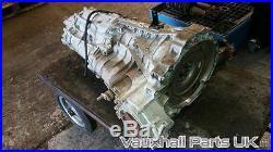2013 AUDI S4 B8 3.0 TFSI CGWC 7 Speed Automatic Gearbox Gear Box 29k 0B5301103