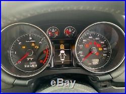 2013 AUDI TT 8J Mk2 Quattro 4WD 2.0 Tdi Dsg Gearbox PQS And Transfer Box 56k