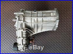 2013 Audi Q7 Quattro 3.0 Tdi Diesel Automatic Gearbox Transfer Box 0bu341010n
