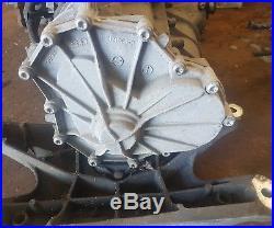 2013 Audi a4 2.0tdi Automatic gearbox CJC