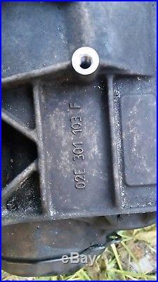 6 speed DSG GEARBOX SKODA OCTAVIA 2005