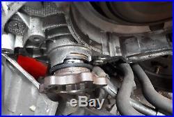 6spd VW SKODA AUDI SEAT AUTOMATIC GEARBOX DSG SPARES REPAIR 2.0tdi 43k miles PUL
