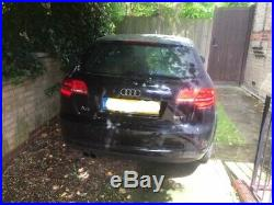 AUDI A3 1.8T FSi AUTOMATIC 5 DOOR SPARES OR REPAIR PETROL GEARBOX ISSUE