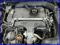 Audi A3 Mk2 8p 2.0 Tdi Bkd Diesel 6 Speed Dsg Dual-clutch Automatic Gearbox Kmy