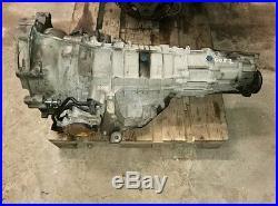 AUDI A4 8E B6 2001-2005 1.8T AMB Automatic Gearbox Transmission GBF 01V300052QX