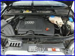 Audi A4 B7 Audi A6 C6 04-09 2.0 Tdi Multitronic Auto Automatic Gearbox Code Jzt