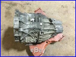 AUDI A4 B7 AVANT 2.0 TDI 01J301383T WWO Automatic Transmission GEARBOX AUTO -07
