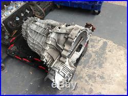 AUDI A5 A4 B8 3.0TDI V6 Automatic Gearbox Multitronic NDY