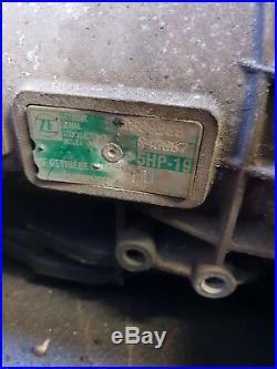 AUDI A6 A4 2.5 tdi Quattro AUTOMATIC GEARBOX 5HP-19