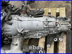 AUDI A6 C6 QUATTRO AUTOMATIC AUTO GEARBOX KJC 86k BREAKING SPARES 05 2011 HNL