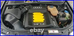 AUDI A6 S6 C5 4.2 V8 EFC AUTOMATIC GEARBOX AUTO with torque converter ARS