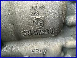 AUDI A8 3.0 TDI 2005 AUTOMATIC MULTITRONIC GEARBOX 1071040019 1071401059 ZFS GZV