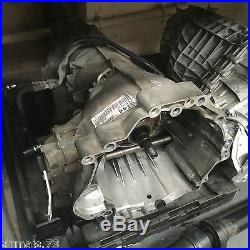 Audi A8 4e 3.0tdi Quattro Automatic Gearbox Hnm
