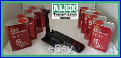 AUDI CVT 0AW Multitronic, A4, A5, A6, A7, filter oil kit FULL CHANGE gearbox 2 Gen