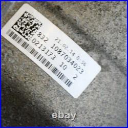 AUDI Q5 8R 3.0i 200Kw Automatic 8Gear Gearbox MQY 1087301763F 1087135072 2014