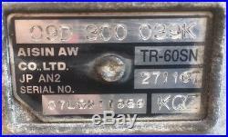 AUDI Q7 3.0tdi AUTOMATIC GEARBOX. 2010/34000 MILES/WARRANTY 2005-2011 TOUAREG
