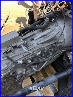 AUDI Q7 QUATTRO 3.0 TDI DIESEL 2014 AUTOMATIC GEARBOX 0C8 300 037G 8 Speed