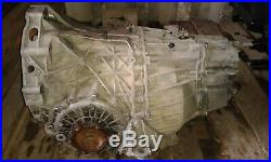 Audi 2002 A6 C5 2.5 Tdi V6-bfc Cvt Automatic Multitronic Gearbox 01j301383n Ghd