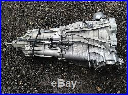 Audi 3.0 Tfsi S4 S5 A4 A5 A6 Q5 Q7 Automatic Gearbox NUS DO4 0329