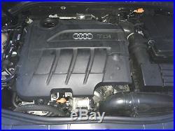 Audi A3 08-12 2.0 TDI Diesel Automatic DSG Gearbox LQT 96K