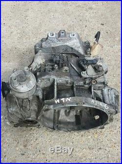 Audi A3 8p1 1.6 Petrol Automatic Gearbox & Torque Converter Code Htn