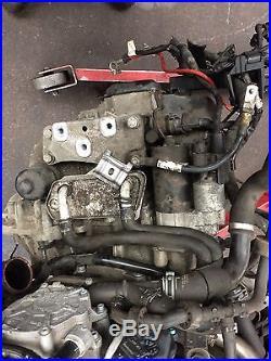 Audi A3 8p/ Vw Golf Mk6 08-14 2.0tdi Complete Dsg Gearbox For Cbb Engine 30k