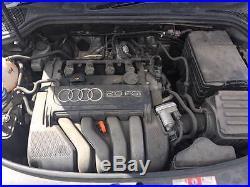Audi A3 Sport 8p Tiptronic Automatic Auto Gearbox Blx Engine Hft Code Golf