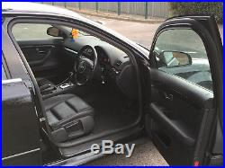 Audi A4 1.9TDi, 131hp, Automatic gearbox