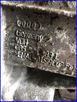 Audi A4 2.0 Diesel Tdi Gearbox Vdh Code Automatic 0b5301383 L 2011