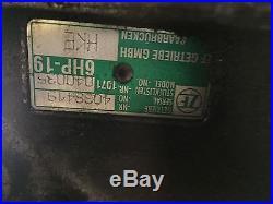 Audi A4 8E B7 3.2 FSI 6-speed Automatic Gearbox Quattro Gearbox Code HKE