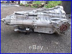 Audi A4 A5 3.0 Tdi Quattro Automatic Gearbox Nur 38k 90 Day Warrenty