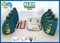 Audi A4, A5, A6, A7, A8, Q5, Q7 filter oil set for automatic gearbox