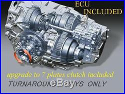 Audi A4 Automatic auto CVT Gearbox recon supply and fit 6 7 speed 2001-2008