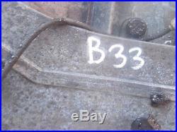 Audi A4 B6 2002-2005 3.0l Petrol Gearbox Auto Automatic Fyu (b33)
