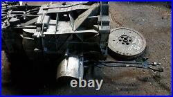 Audi A4 B7 2004-2008 2.0 Tdi Automatic 6 Speed Gearbox Gyj #od